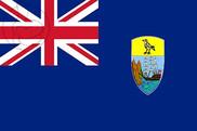 Bandera de Santa Elena