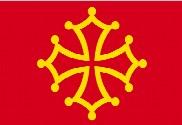 Drapeau de la Occitanie