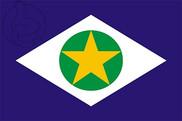 Drapeau de la Mato Grosso