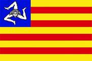 Bandera de Nacionalismo siciliano