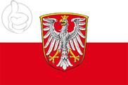 Bandera de Fráncfort