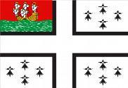 Bandera de Nantes