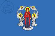 Bandera de Minsk