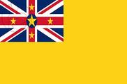 Drapeau de la Niue