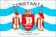 Bandera de Constanza