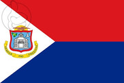 Flag of Sint Maarten