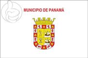 Bandera de Ciudad de Panamá