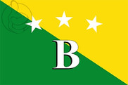 Bandera de Bocas del Toro
