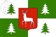 Bandeira do Borjomi