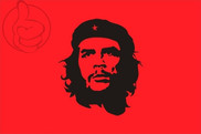 Flag of Che Guevara