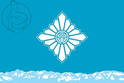 Bandera de Toyama