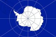 Drapeau Antarctique