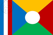 Bandera de Reunión
