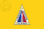 Bandeira do Cidade Quezon