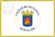 Bandera de Managua