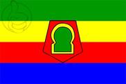 Bandera de Taza