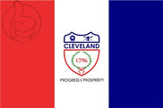 Bandera de Cleveland
