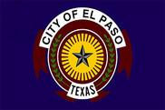 Bandera de El Paso