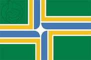 Bandiera di Portland