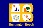Flag of Huntington Beach