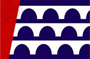 Bandiera di Des Moines