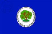 Bandera de San Vicente