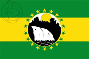 Bandera de La Chorrera