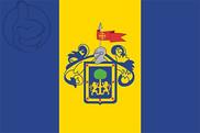 Flag of Guadalajara (Mexico)