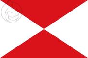 Bandera de Vigo marítima