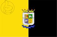 Bandera de La Aldea de San Nicolás