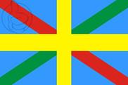 Bandiera di Tazacorte