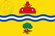 Bandera de Domingo Pérez