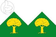 Bandera de Montillana