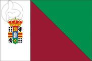 Flag of Órgiva