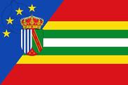 Bandera de Valle del Zalabí