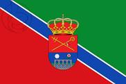 Bandera de Víznar