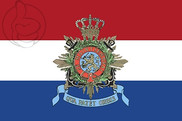 Bandeira do Dutch Marine Corps