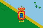 Bandeira do Huétor Santillán