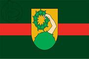 Bandera de Talsi