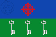 Bandera de El Valle