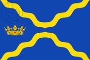 Bandera de Undués de Lerda