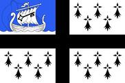 Bandera de Saint-Nazaire