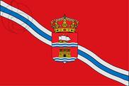 Bandera de Láujar de Andarax