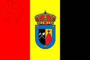 Flag of Peñarroya-Pueblonuevo