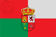 Bandera de Los Villares