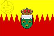 Bandera de Cabanillas de la Sierra