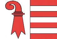 Bandiera di Repubblica e Canton Giura