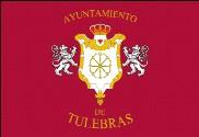 Bandera de Tulebras