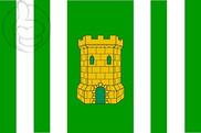 Bandera de Quiroga