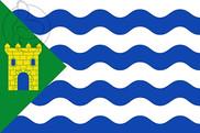 Bandera de Trabada